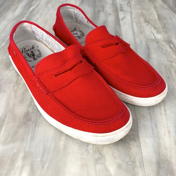 66a6a806897 Cole Haan Other - Cole Haan Pinch Marine Classic Red Boat Shoes 10M